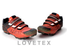 Hook and Loop Bike Shoes