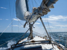 Hook and Loop Sailing Yacht