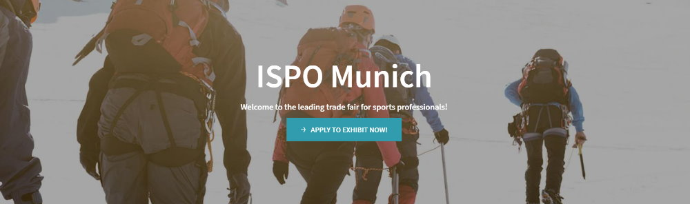 2019 Germany ispo Munich Sporting Goods Exhibition | LOVETEX Hook and Loop